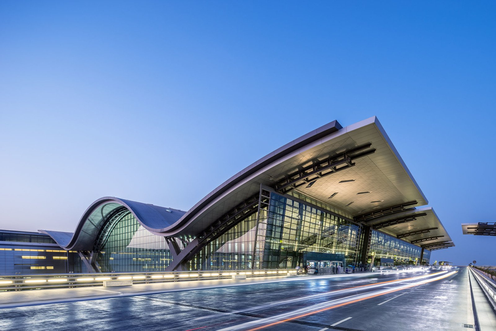 Hamad International Airport Passenger Terminal Complex - HOK