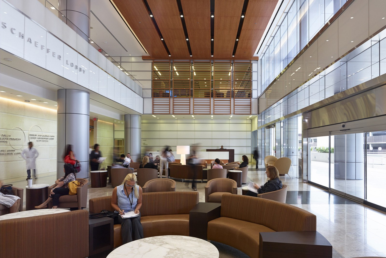 Cedars-Sinai Advanced Health Sciences Pavilion - HOK