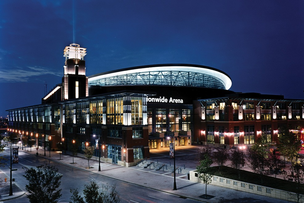 Nationwide Arena District HOK