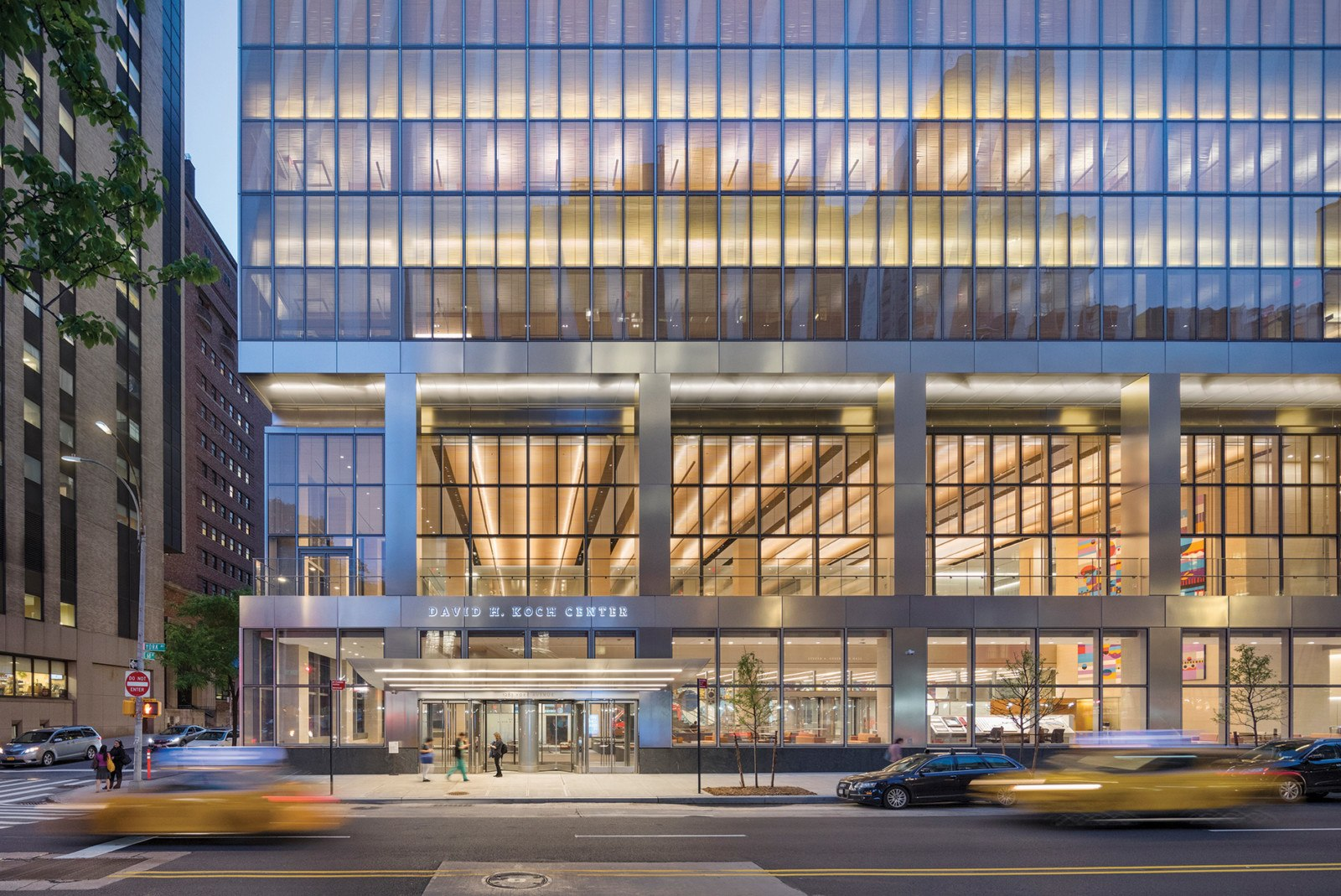 NewYork-Presbyterian David Koch Center